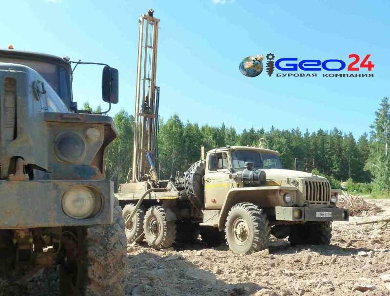 Геологические изыскания iGeo24