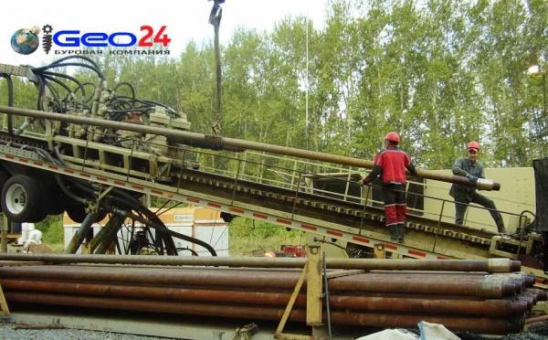Установка ГНБ 450 тонн