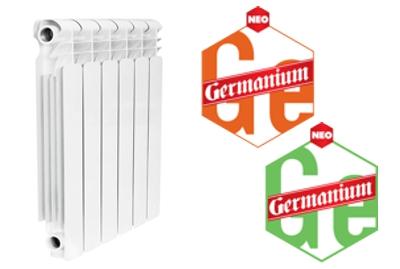 Продажа радиаторов Germanium