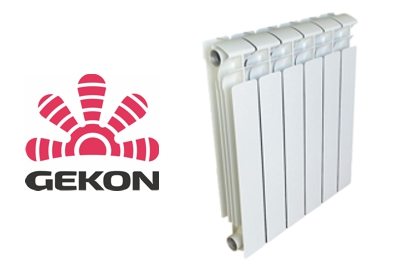 Продажа радиаторов Gekon