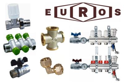 Продажа арматуры Euros
