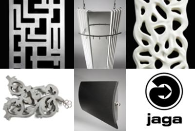 Продажа дизайн-радиаторов JAGA