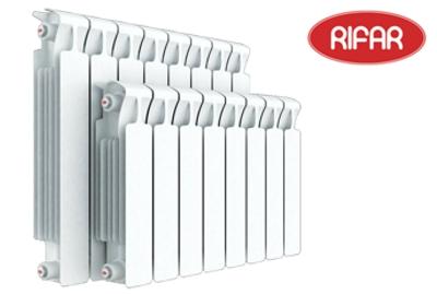 Продажа радиаторов Рифар