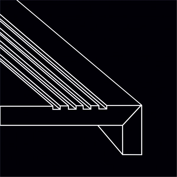 Г-образная ступень(Снятие фаски 45 градусов на ступени+снятие фаски 45 градусов на подступенке+ склейка)