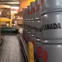 В 1996 г. Петро-Канада вошла в первую десятку самых больших заводов по изготовлению масел и смазок