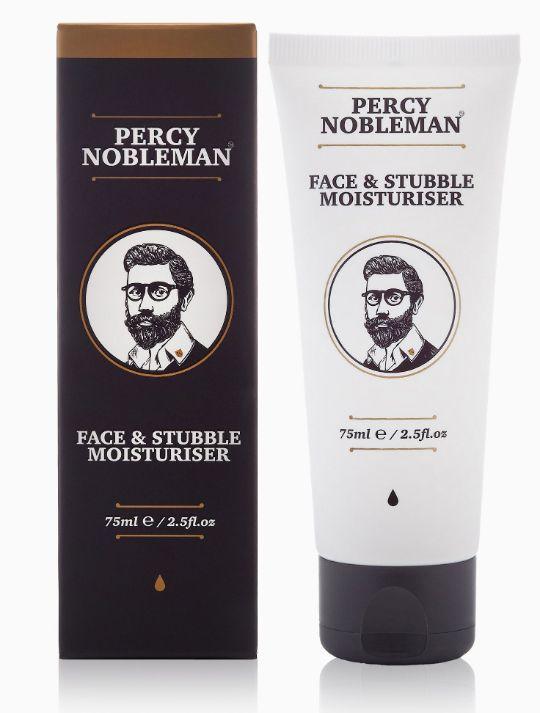 PERCY NOBLEMAN Средство для умывания лица и бороды Face and Stubble Wash