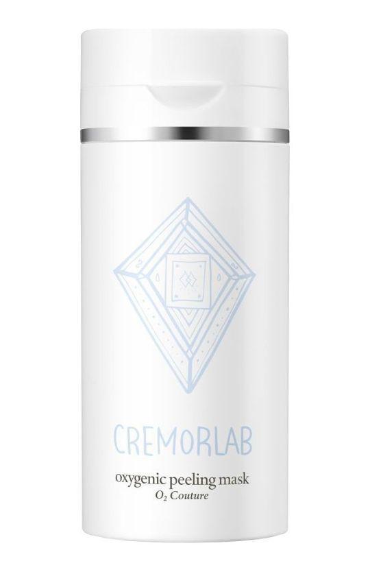 CREMOLAB Пилинг-скатка для лица Oxygenic Peeling Mask