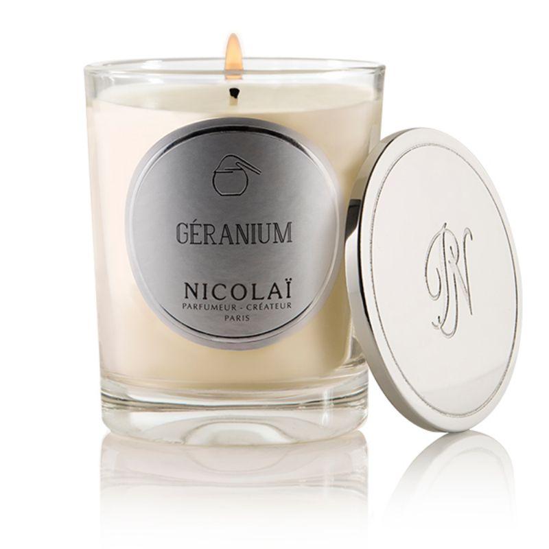GÉRANIUM, Nicolai Parfumeur Createur