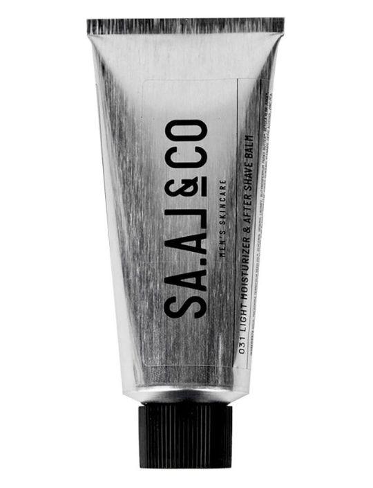 SA.AL&CO 031 Увлажняющая эмульсия / Light Moisturizer & After Shave Balm