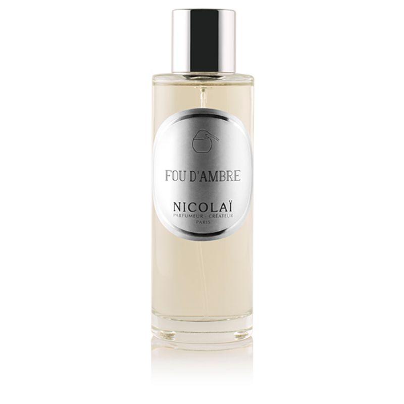 FOU D'AMBRE, Nicolai Parfumeur Createur
