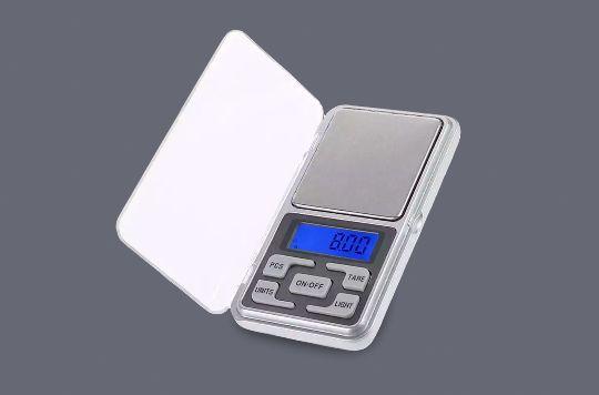 Весы электронные от 0,01 до 200 гр.