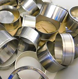 Определение плотности грунта методом режущего кольца