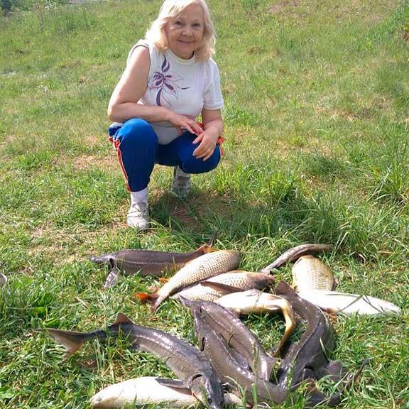 Платная рыбалка в Исканском
