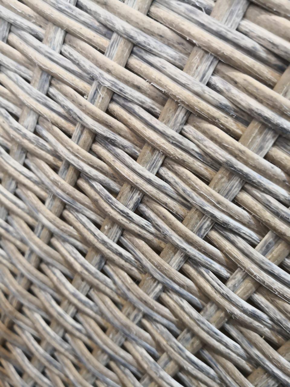 картинка BET 8 LBrown Комплект мебели обеденный плетеный из ротанга от магазина InYard
