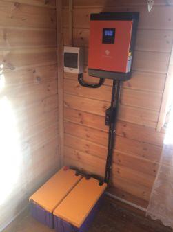 Бензиновый генератор или ИПБ с большими аккумуляторами