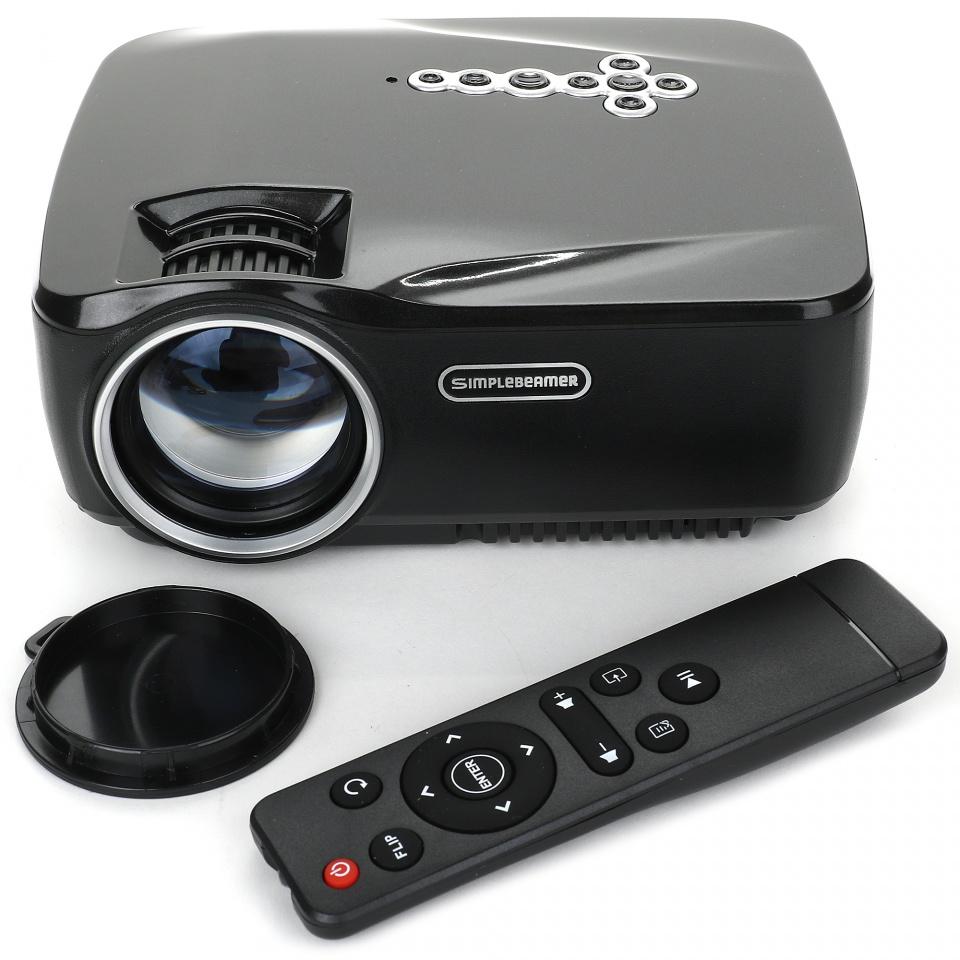 Съемка электроники проектор