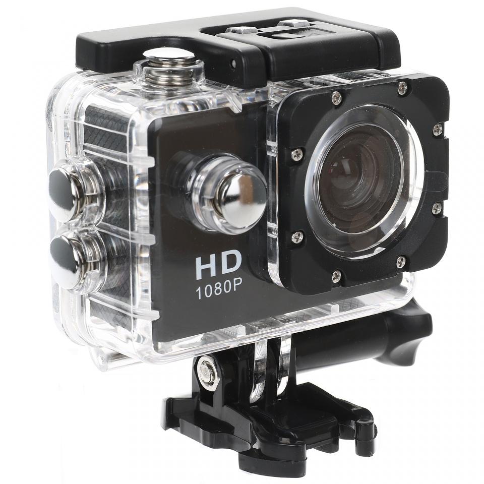 Съемка электроники экшн-камера