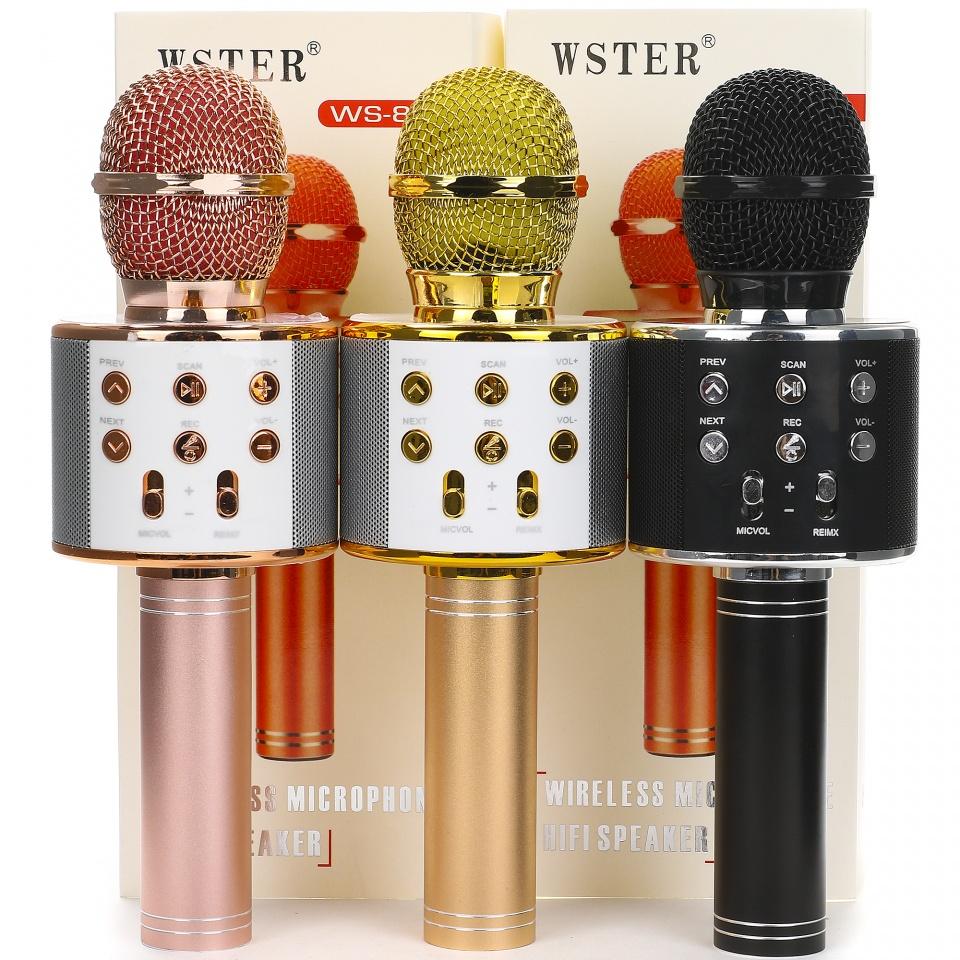 Фотографирование электроники микрофоны для караоке