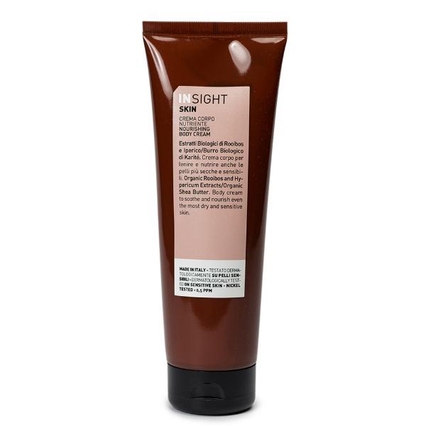 Купить Питательный крем для тела Insight Nourishing Body Cream 250 мл в интернет-магазине профессиональной косметики Klassika.Top