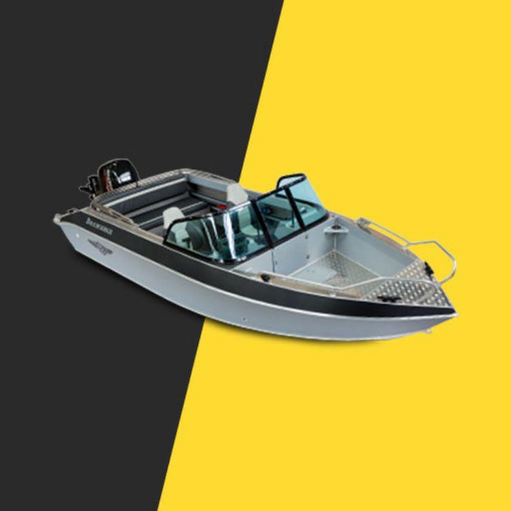Флагман - хочу лодку
