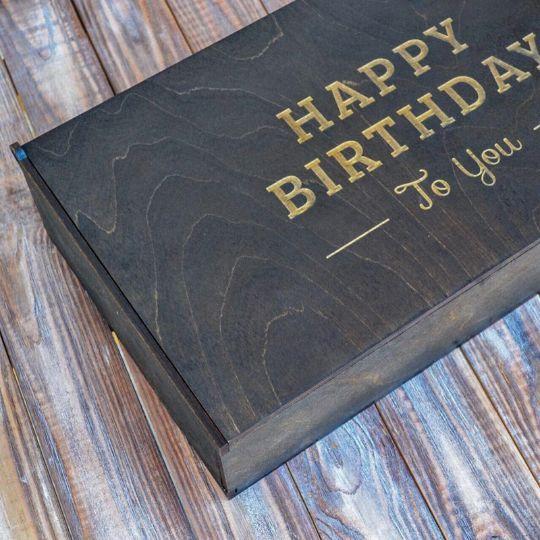 Корпоративные подарки: набор на день рождения
