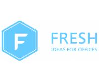 Корпоративные подарки для компании Fresh