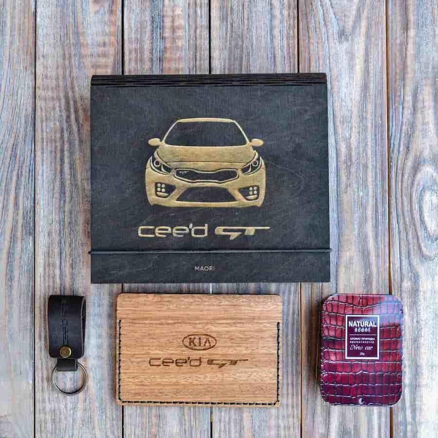 Корпоративные подарки: набор для водителя