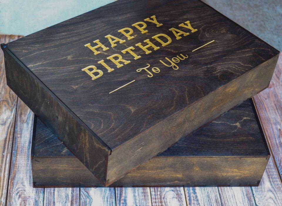 Подарочный набор день рождения. Купить в Москве