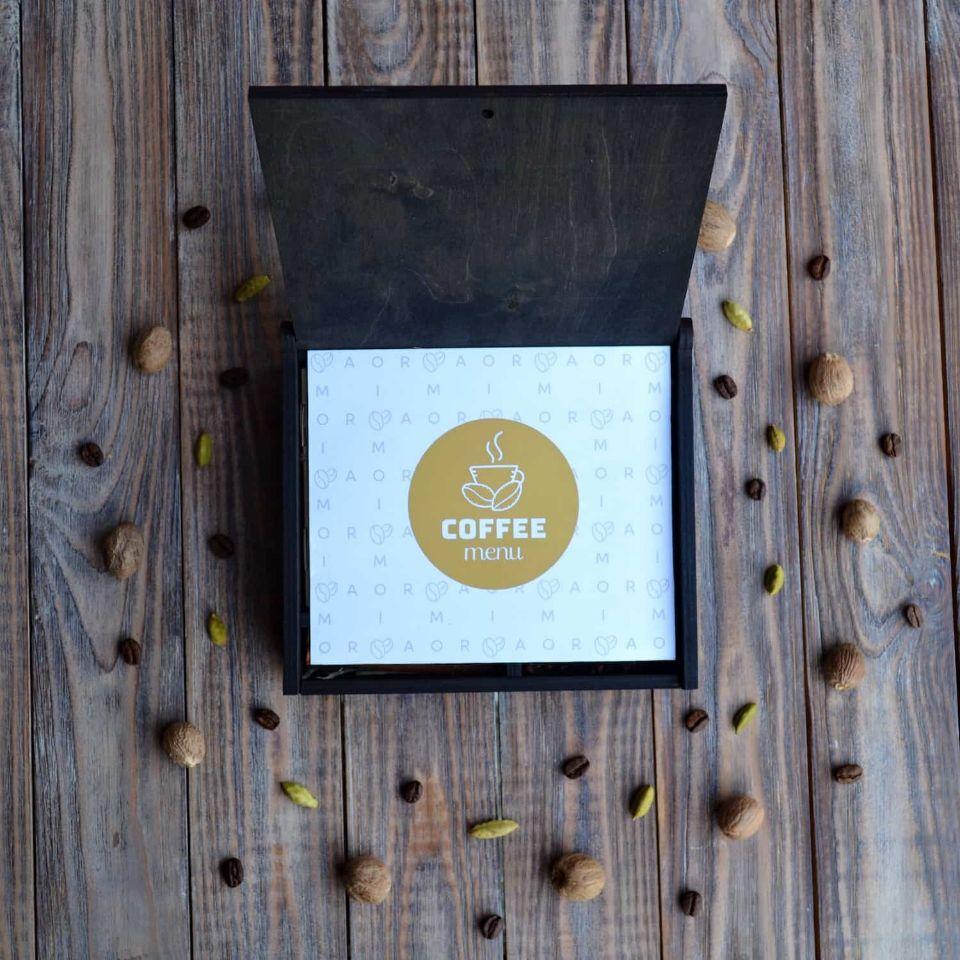 Кофейный набор со специями