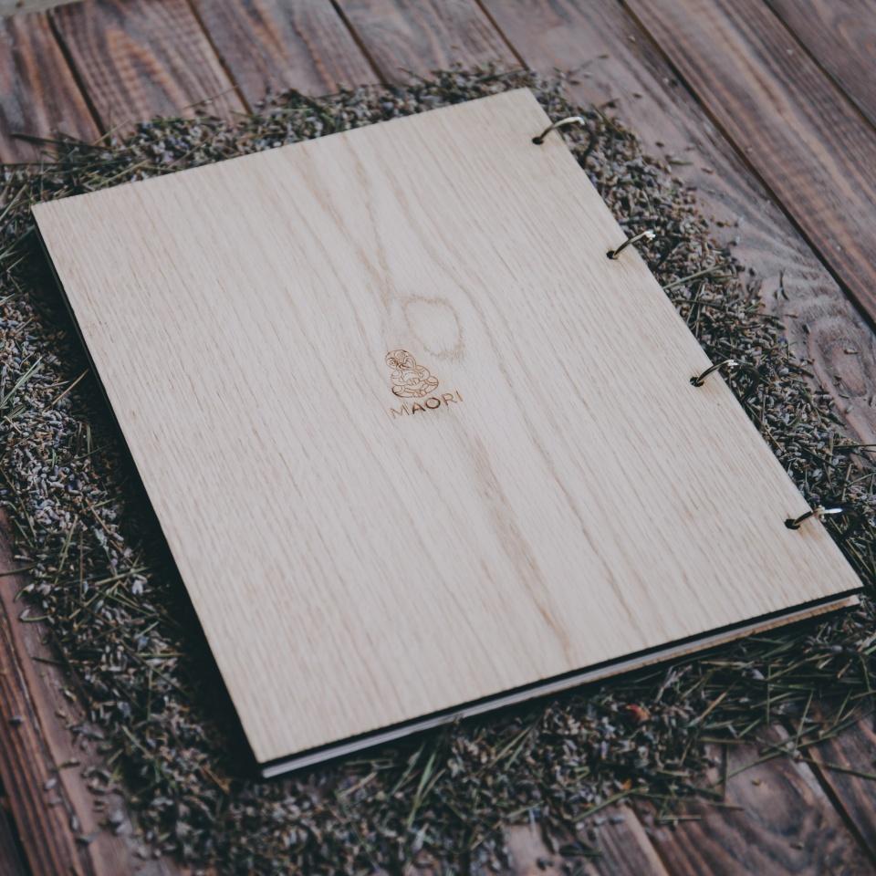 Детский фотоальбом с магнитными листами на заказ