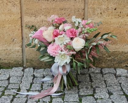 Раскидистый букет Flowerschool.online