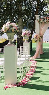 Свадебные конструкции - курсы флористики онлайн