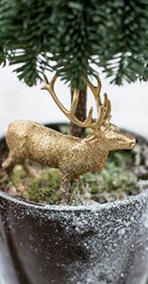 рождественская флористика - курсы флористики онлайн