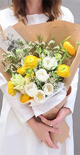 мини курс упаковка букета flowerschool.online