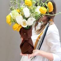 курс упаковка букета Flowerschool.online