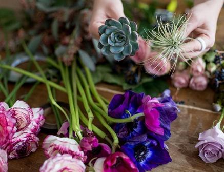 Базовый курс по флористике Flowerschool.online