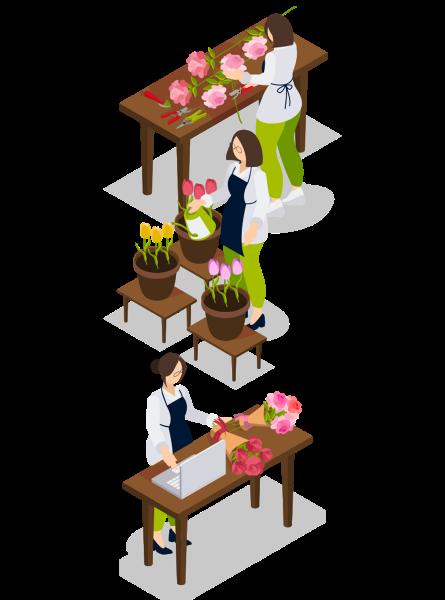 Модульный курс - школа флористики онлайн Flowerschool.online