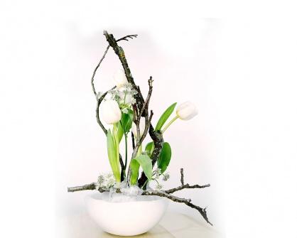 Свадебная флористика. Конструкции Flowerschool.online