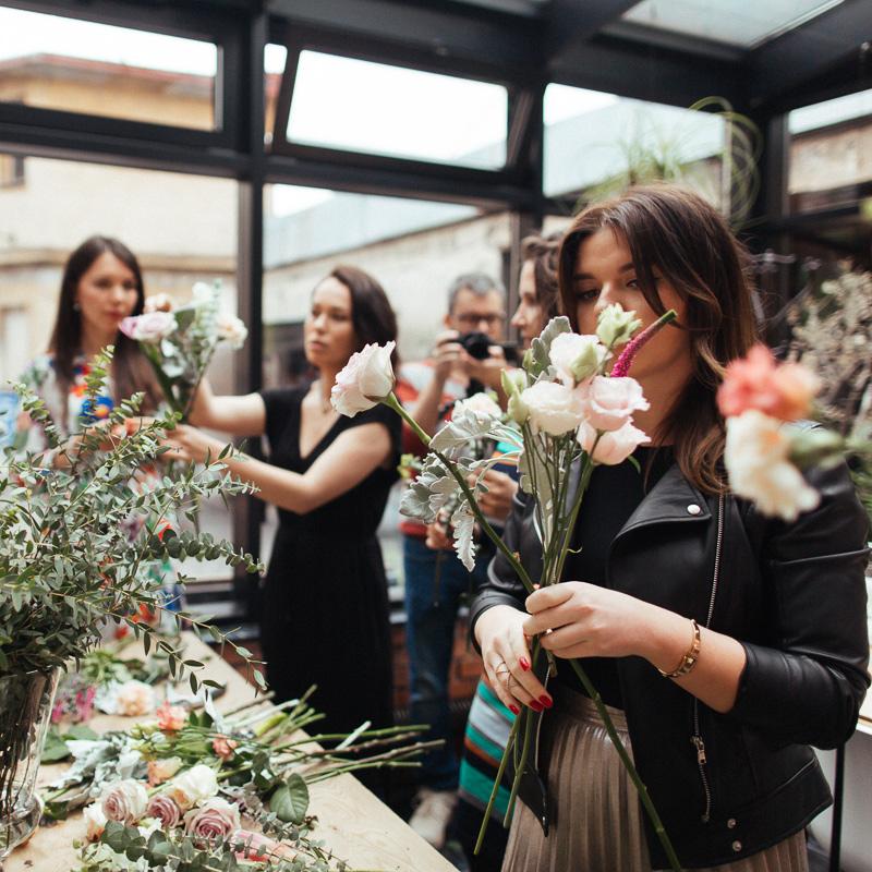 Школа флористики онлайн Flowerschool.online