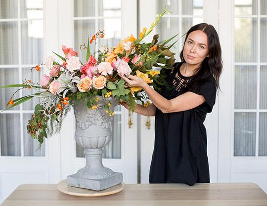 Екатерина Андрюкова FlowersFest 2018