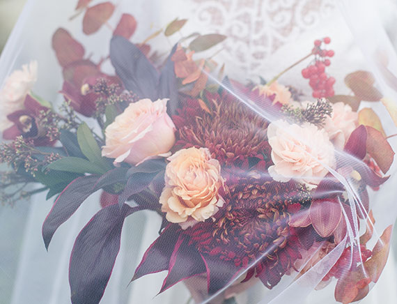Свадебная флористика - курсы для флористов