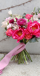 раскидистый букет - курсы флористики онлайн