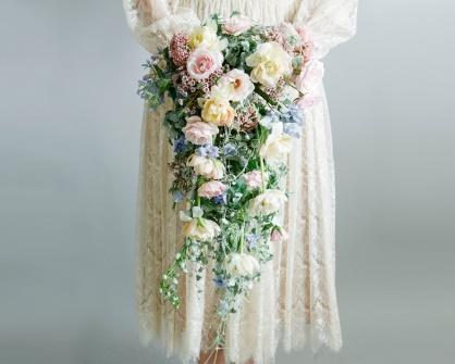 Трендовые свадебные букеты Flowerschool.online