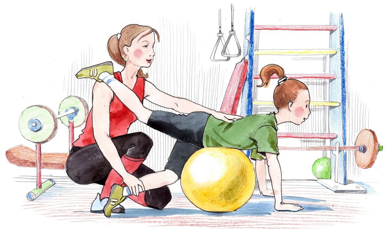 Фитнес для детей - SmartBodyFitness