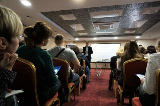 Большой форум по маркировке обуви прошел в Курске