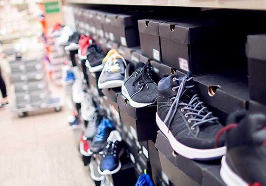 Стартовала маркировка новой обуви