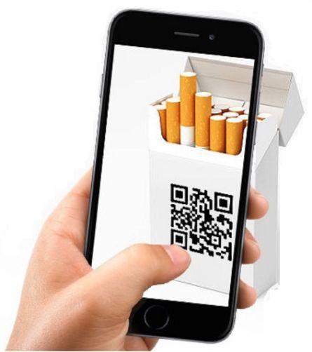 Маркировка табачных изделий