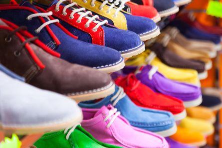 Маркировка обуви и обувных остатков