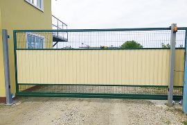 Ворота откатные компания воротные системы фото 9