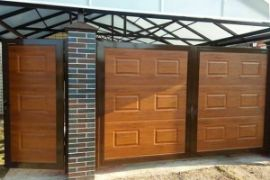 Распашные ворота doorhan фото 1